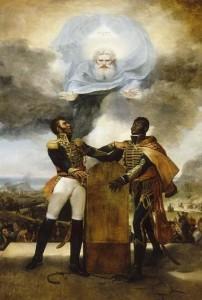 Guillaume Guillon Lethière Le serment des ancêtres