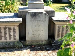 monument prêtres déportés