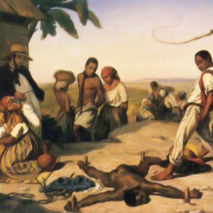 esclavage fouet