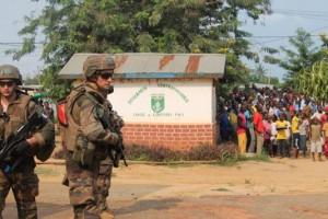 Centrafrique juin 2014