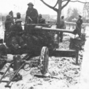 Canon Bofors 40mm